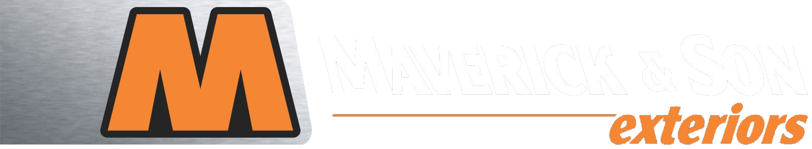 Maverick Logo rev long